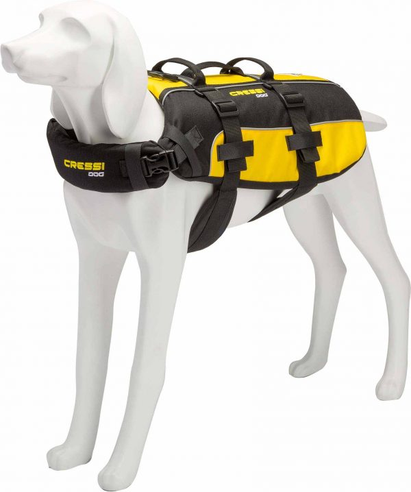 giubbotto-salvagente-per-cani-dog-life-jacket-segugio-cressi-dog