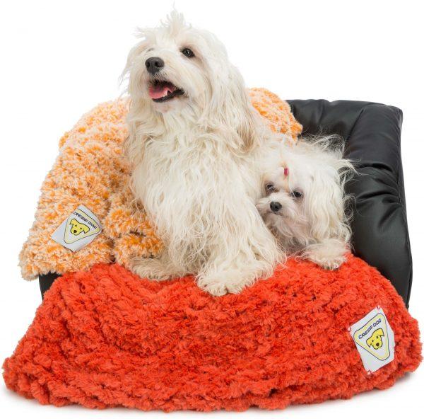 eco pelliccia coperta per cani gatti furry cressi dog