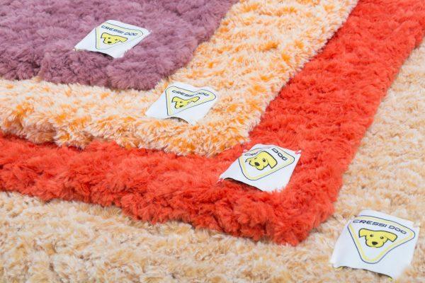 furry coperta per cani cressi dog filati mondial gatto eco pelliccia colori