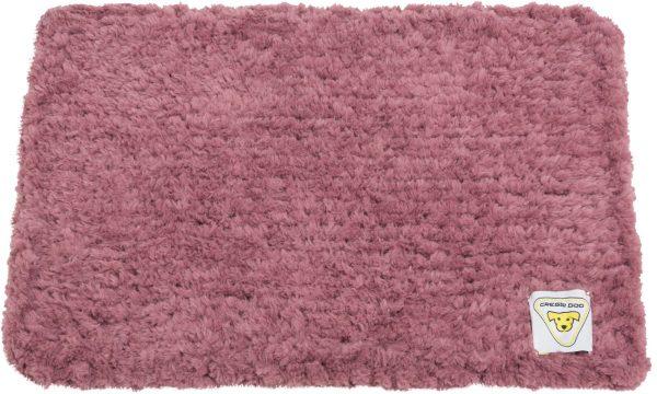 furry dog coperta per cani cressi dog filati mondial gatto eco pelliccia rosa malva filati Mondial